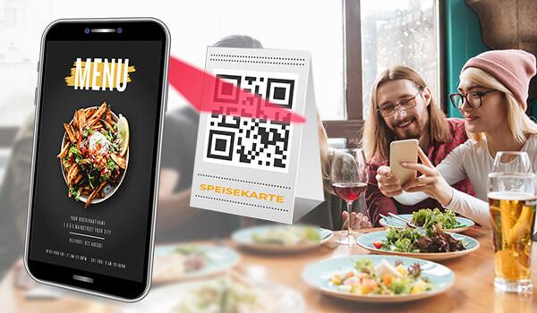 Digitale Speisekarte - Speisekartex.de