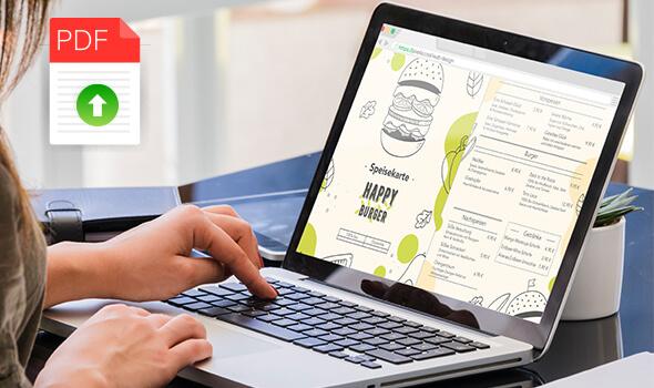 Speisekarte digitalisieren